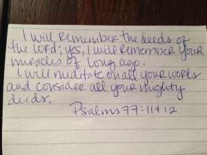 My Reminder.